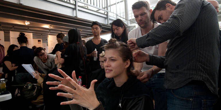 Pech & Pannen bei der Pariser Modewoche