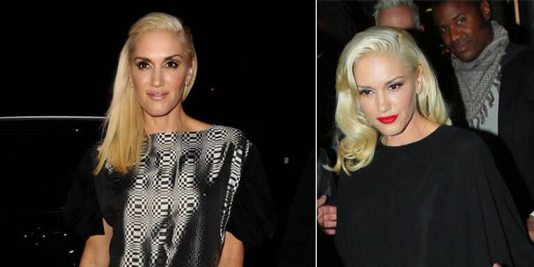 Gwen Stefani: Wo sind deine roten Lippen?