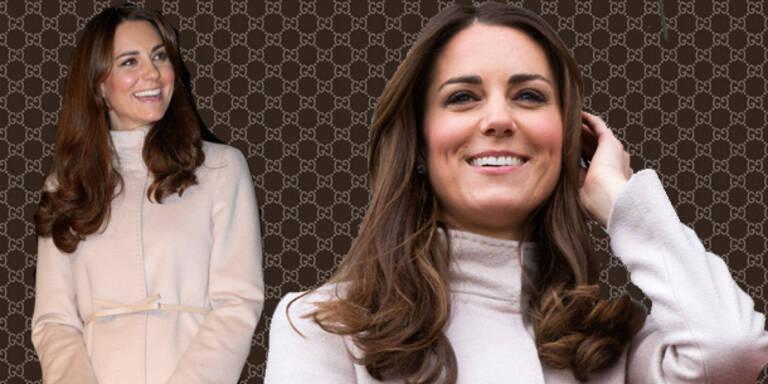 Gucci widmete Kate exklusive Tasche
