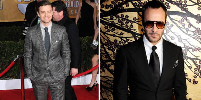 Justin Timberlake & Tom Ford arbeiten zusammen
