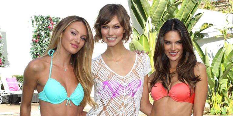 Victoria's Secret-Engel verraten Bikini-Tipps