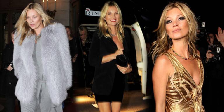 Kate Moss zur Glamour-Königin der Welt gekürt