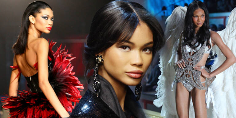 Victoria's Secret-Model Chanel Iman packt aus