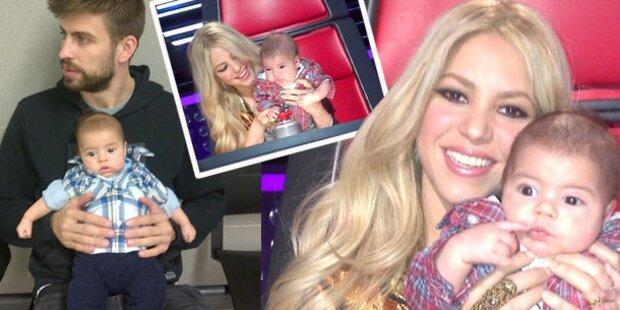 Shakira: So stolz auf Baby Milan