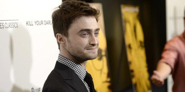 Daniel Radcliffe: Harry Potter machte ihn paranoid