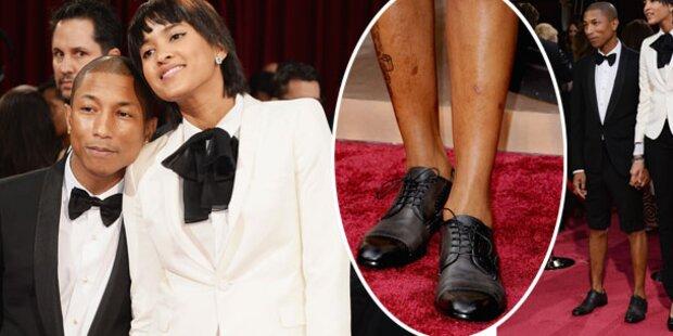 Pharrell Williams: Kurze Hosen bei Oscars