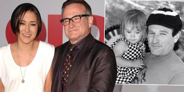 Robin Williams: Letzte Worte an Tochter