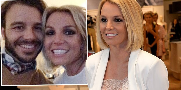 Britney Spears: Erstes Liebesselfie