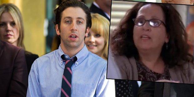 The Big Bang Theory: Mrs. Wollowitz-Mimin Carol Ann Susi tot