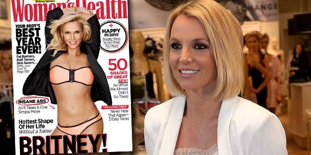 Britney Spears: Megaheiß auf Cover