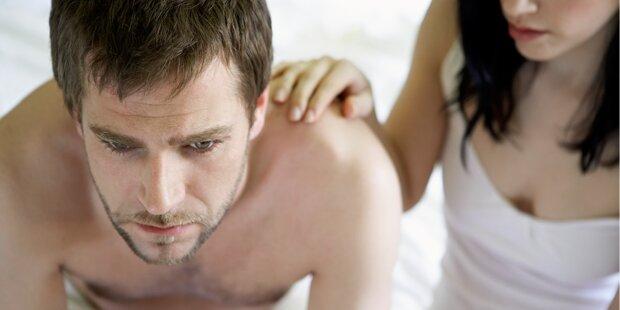 Vitamin D-Mangel sorgt für Flaute im Bett