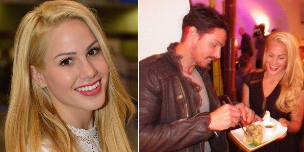 Angelina und Bachelor in Salzburg