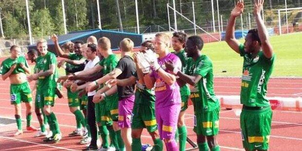 Fußballmannschaft entging der Katastrophe