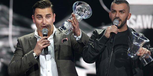 Skandale bei Amadeus-Awards