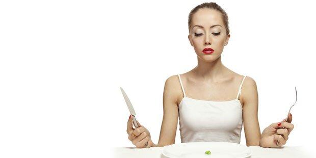 6 Zeichen für eine schlechte Diät