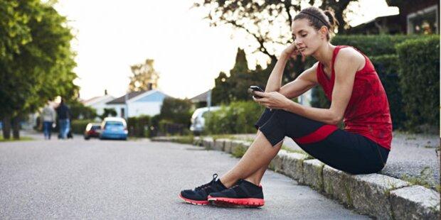 Sabotieren Sie ihr Workout mit diesen Fehlern?