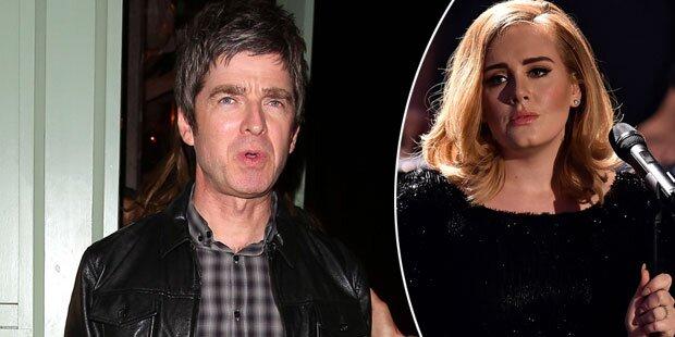 Noel Gallagher ätzt gegen Adele