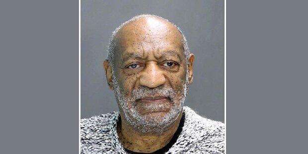 Bill Cosby auf Millionenkaution frei