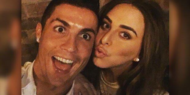 Ronaldo: Liebt er jetzt Marc Anthony-Ex?