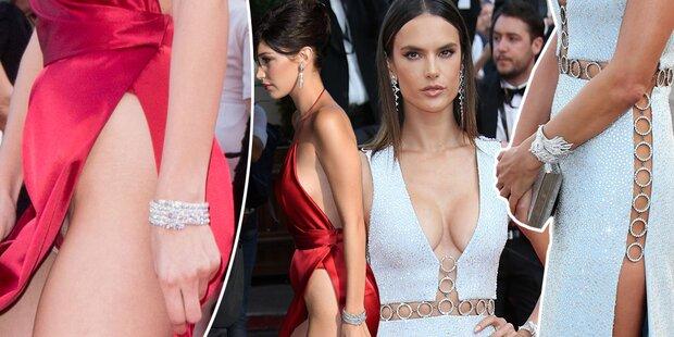 Cannes: So nackt wie noch nie