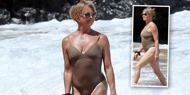 Goldie Hawn: Traumbody mit 70