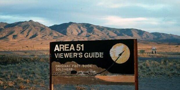 Was in der Area 51 wirklich vor sich geht