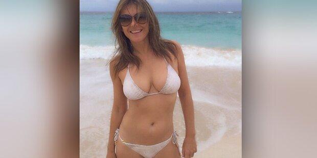 Liz Hurley: So sexy mit 51 Jahren