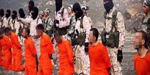 ISIS köpft 12 eigene Kämpfer