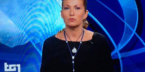 TV-Moderatorin erntet heftige Kritik für Kreuz
