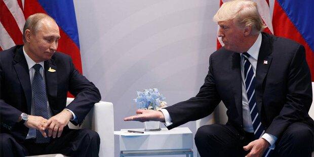 Steigt Trump-Putin-Gipfel in Wien?