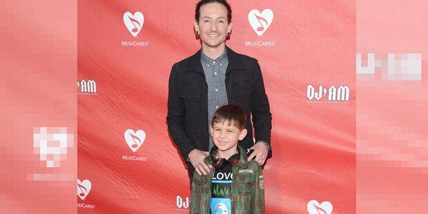 Tod von Linkin Park-Star: Die rührende Botschaft seines Sohnes