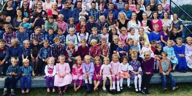 Dieser Mann hat 145 Kinder von 24 Frauen