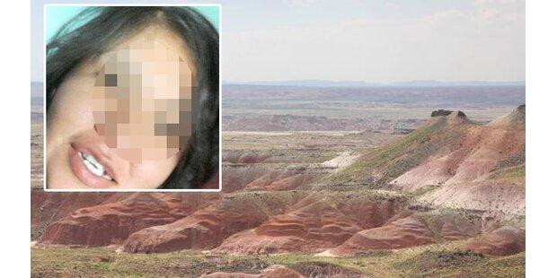 Mutter lässt Tochter (1) in der Wüste sterben