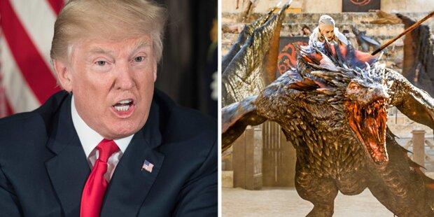 Hat Trump seine Drohung gegen Nordkorea aus 'Game of Thrones' geklaut?