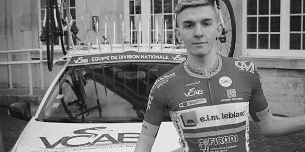 Tragisch: Rad-Profi stirbt bei Rennen