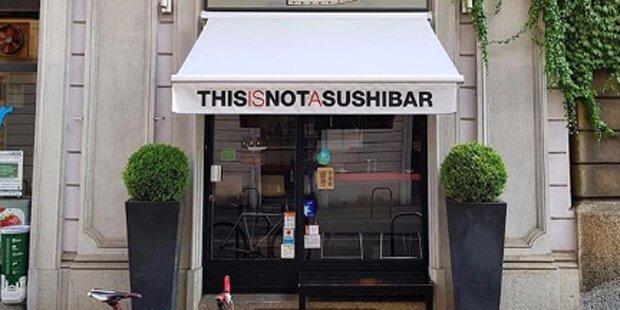 Hier gibt´s Gratis-Sushi gegen Instagram-Beiträge