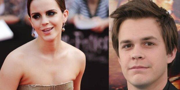 Emma Watson ist frisch verliebt