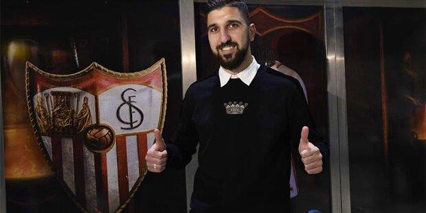 Munas Dabbur im Sommer zum FC Sevilla