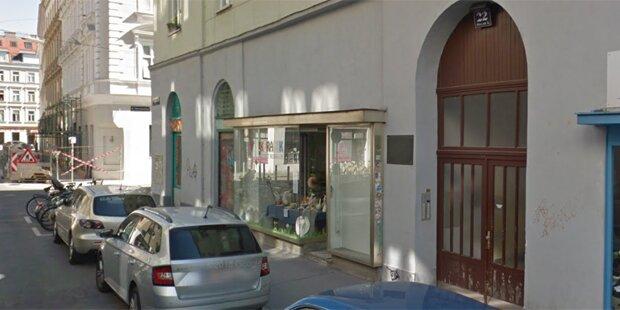 Hakenkreuz-Schmiererei schockt Wiener Wohnhaus