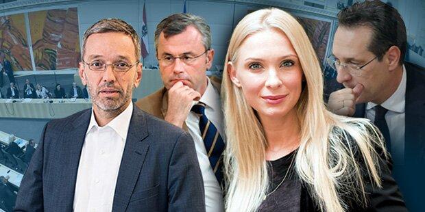 FPÖ: Poker um Mandat und Drohungen vom Ex-Chef