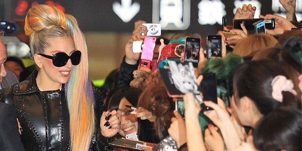 Proteste gegen Lady Gagas Konzert in Manila