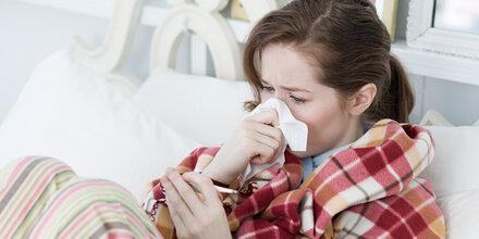Diese Folgen kann eine verschleppte Erkältung haben
