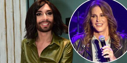 Das denkt Conchita über Caitlyn Jenner