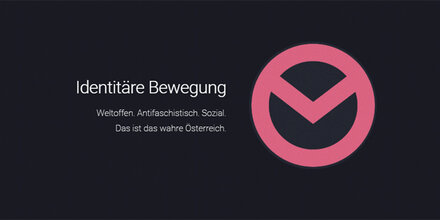 'Identitäre' treten bei Wien-Wahl an