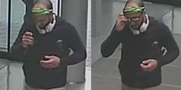 Raubüberfall in Innsbruck: Polizei sucht diesen Mann
