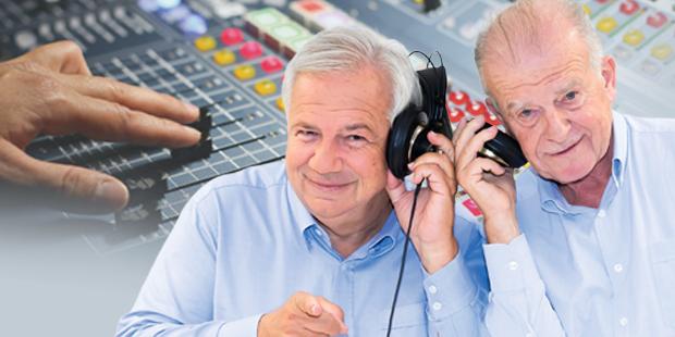 Die neue Show der Radio-Legenden