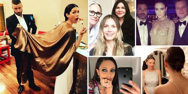 Oscars 2017: Die Instagram-Fotos der Stars