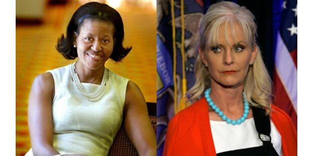 Moderne Michelle vs. konservative Cindy
