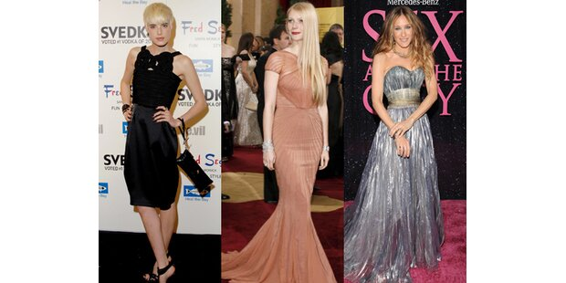 Agyness Deyn stößt Kate Moss vom Style-Thron