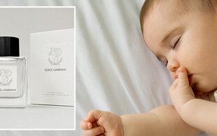 Baby-Duft zum Aufsprühen: D&G launcht erstes Parfum für Babys